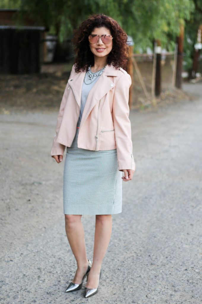 Spring Leather Jacket: How to Take Your Favorite Jacket ...